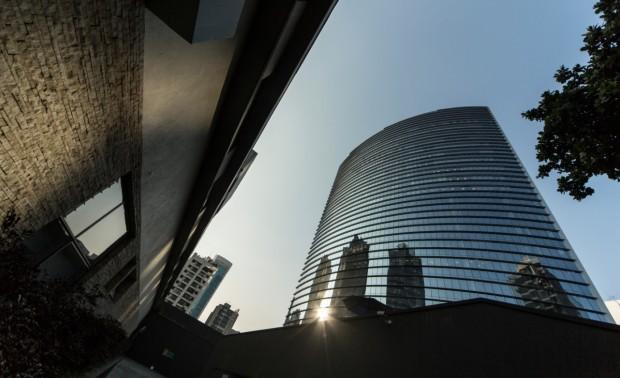 Infinity Tower, projeto do escritório Aflalo e Gasperini na avenida Faria Lima
